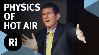 The Physics of Hot Air - with Shaun Fitzgerald