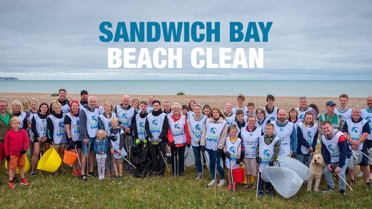 Sandwich Bay Beach Clean