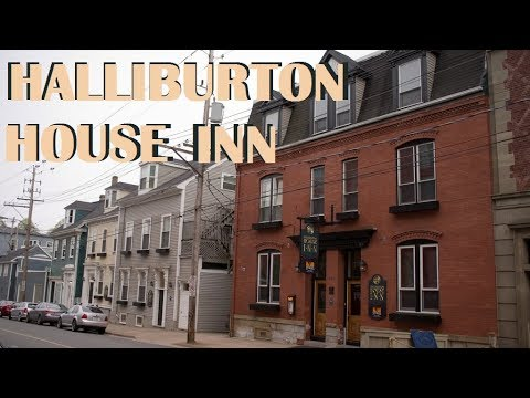 Maritime of My Life (Pt. 58) - The Halliburton House Inn, Halifax
