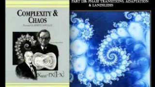 Dr. R. White - Complexity & Chaos (13b-15)(Phase Transitions, Adaptation Landslides (MATHEMATICS)