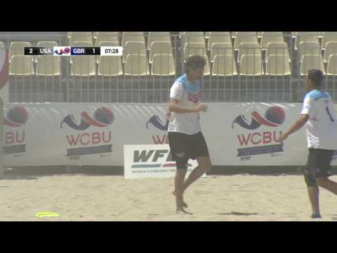 USA vs Great Britain Grandmaster Finals - WCBU2017 Arena Field