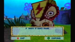 SpongeBob SquarePants: Battle For Bikini Bottom 100% - Part 2 - Jellyfish Fields (1/2)