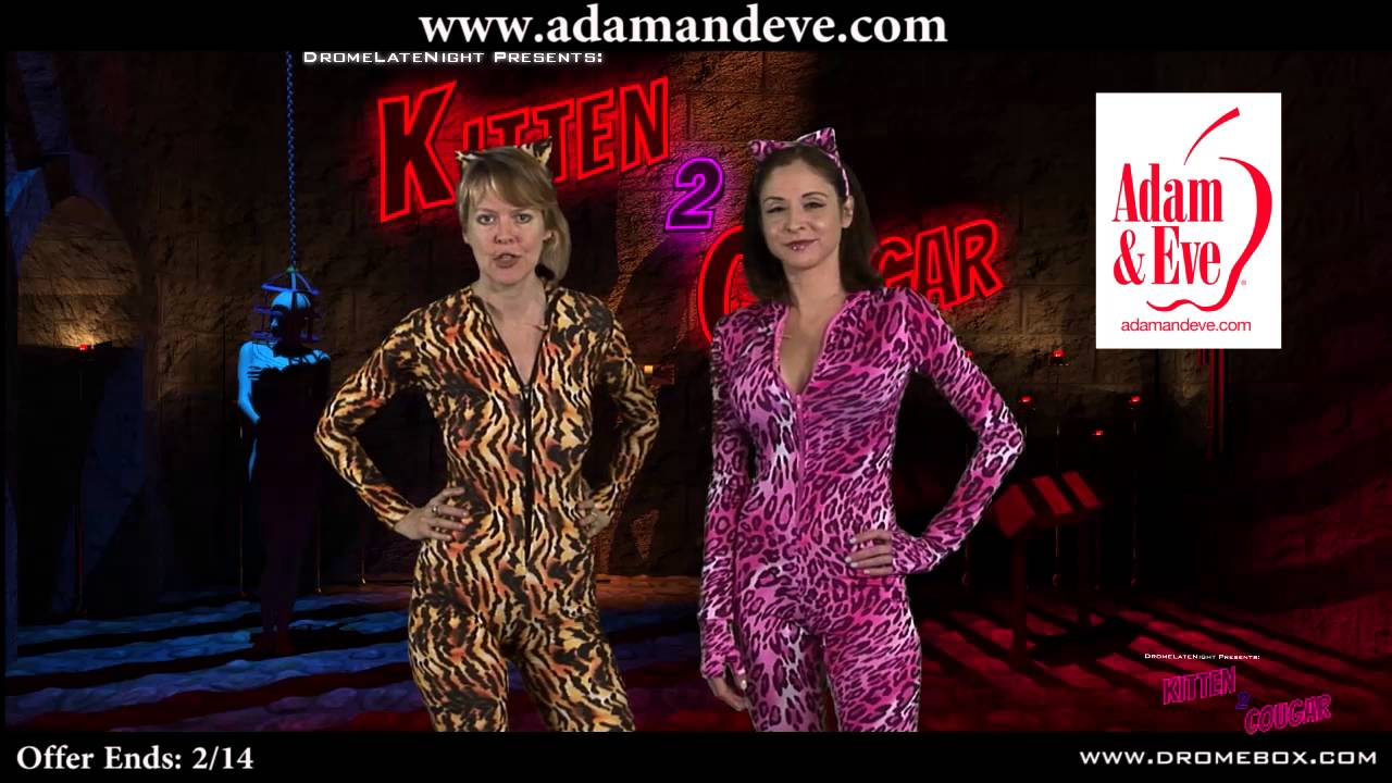 Kitten2cougar Adam And Eve Valentines Day Commercial