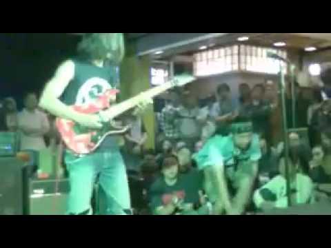 Billy Mujizat - Bad Control @Bandung Lautan Gitar