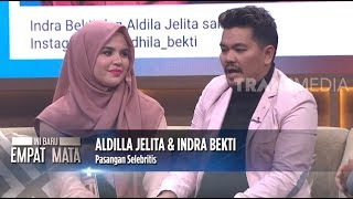 Kisah Istri Indra Bekti Alami KOMA 3 Hari | INI BARU EMPAT MATA (30/10/19) Part 1