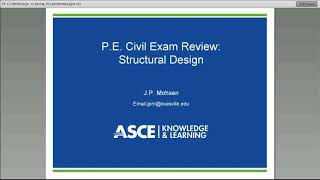 Reinforced Concrete Design Guide for Professional Engineers Part 1/8
