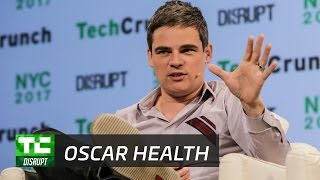 Oscar Health's Mario Schlosser on getting healthcare right | Disrupt NY 2017