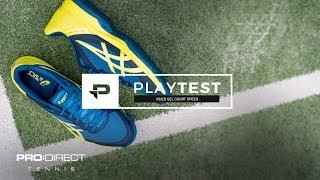 Playtest: ASICS GEL-Court Speed