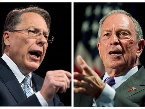Michael Bloomberg Vs NRA