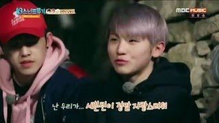 [ENG SUB] Seventeen One Fine Day Ep 8 [Part 2/2]