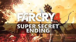 Far Cry 4 - Super Secret Ending (Helicopter Crash Secret Ending)