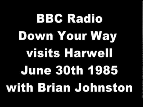 Harwell down your way 1985