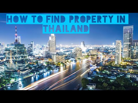 How To Find Property in Thailand