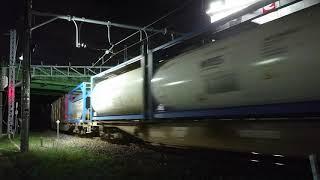 貨物列車 2081レ