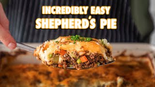 Perfect Shepherd's/Cottage Pie That Anyone Can Make