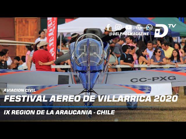 FESTIVAL AEREO DE VILLARRICA 2020
