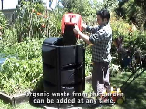 lifetime compost tumbler assembly instructions