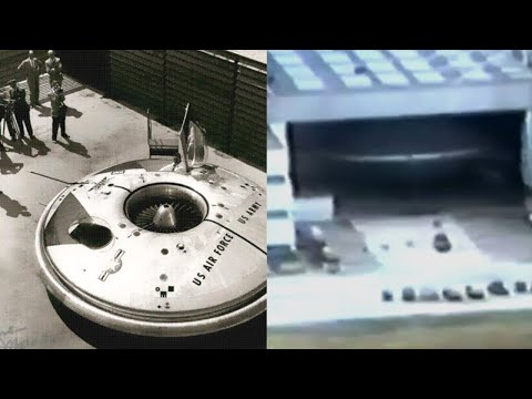 """The Top Secret Government and Military """"Flying Saucer"""" Projects Throughout History - FindingUFO"""