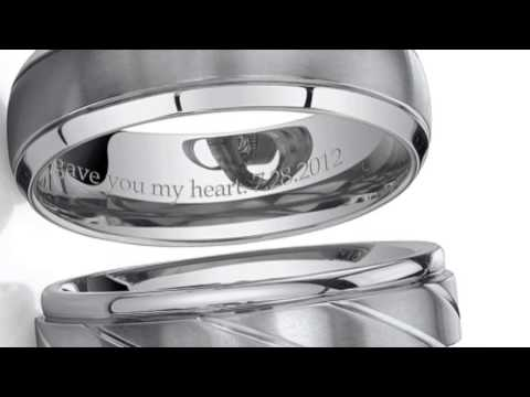 JVL Jewelry Men's & Women's Wedding Rings