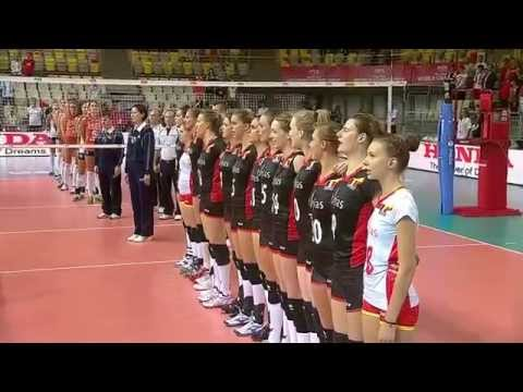 140816 World Grand Prix Group 2 Final: Belgium - Netherlands