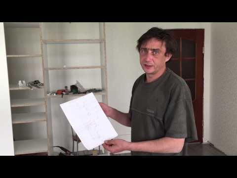 шкаф купе своими руками чертежи описание фото