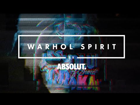 Absolut X Warhol | Connect With Warhol | 28 Years Later