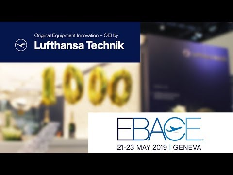 Video Blog by Andrew Muirhead  EBACE 2019