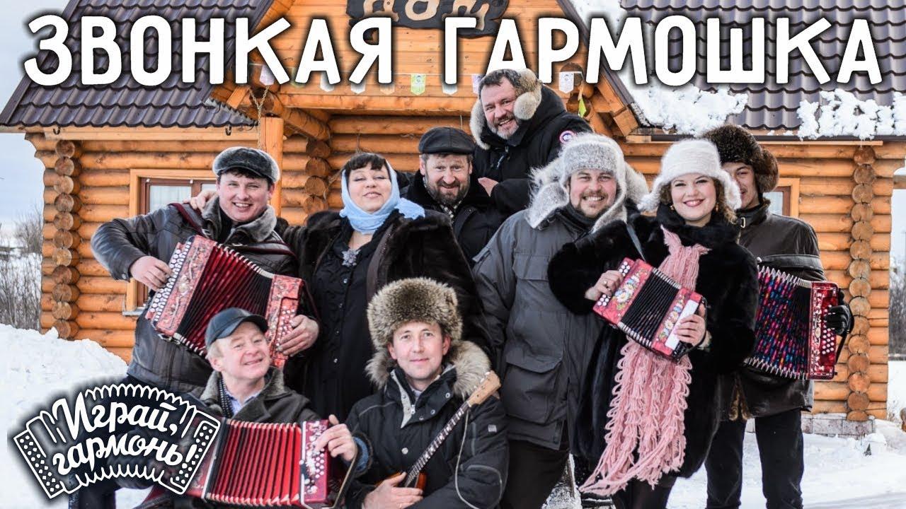 Играй, гармонь! | Ансамбль Геннадия Заволокина «Частушка» | Звонкая гармошка