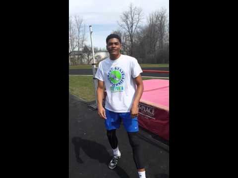 High jump like Joe Ellis tutorial ( Youngstown Ohio)