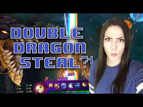 KayPea (KP) - DOUBLE DRAGON STEAL?!