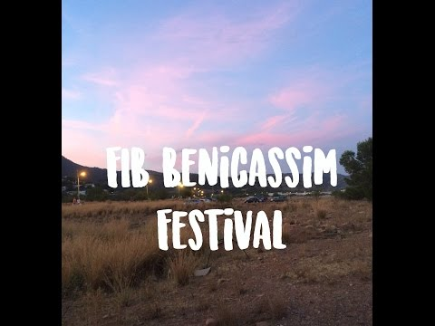 FIB Benicàssm Festival 2016