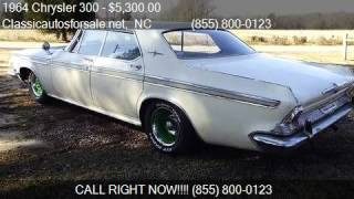 1964 Chrysler 300  for sale in Nationwide, NC 27603 at Class #VNclassics