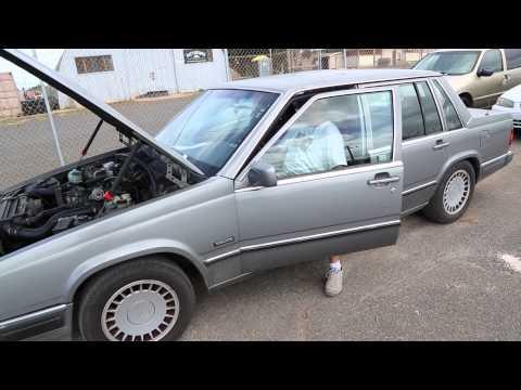 Pacific Auto Auction - Volvo 760 1990