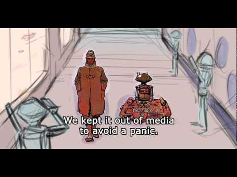Moebius The Long Tomorrow Animatic
