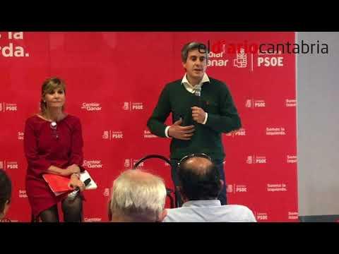 El SG del PSOE en Cantabria defiende la gestión de María Luisa Real