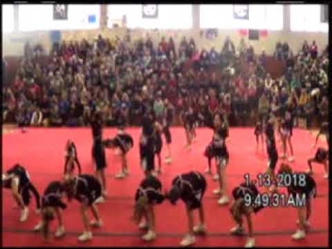 Fox Rok 2018 Archbishop Ryan High School Cheer Challenge NECA