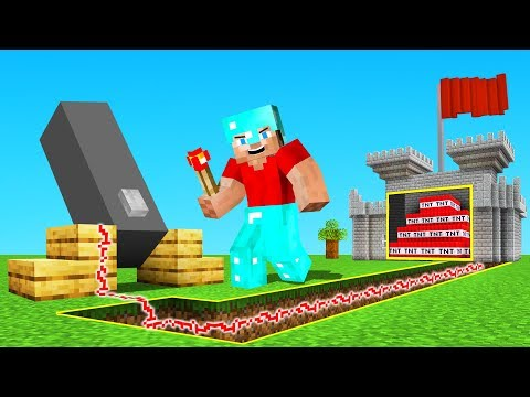 I Made a HUGE MISTAKE in MINECRAFT (Troll Wars)