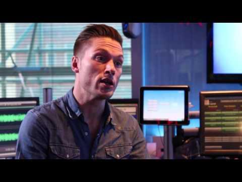 Tim John,  Breakfast News Editor for Global Radio.