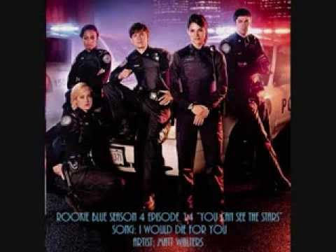 Rookie Blue S04E13 - I Would Die For You by Matt Walters