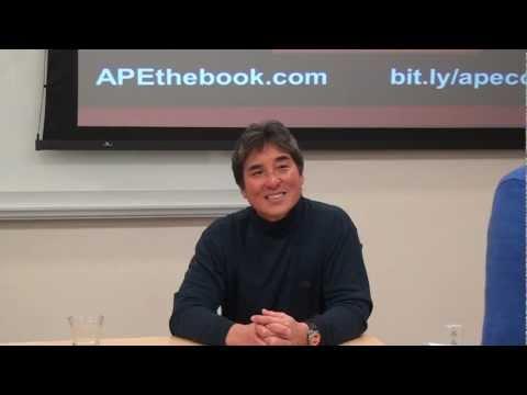 Guy Kawasaki interview at TEC Club