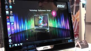 استعراض حاسب AE2220 المكتبي من msi