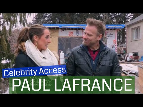Celebrity Access: Interview with Paul LaFrance