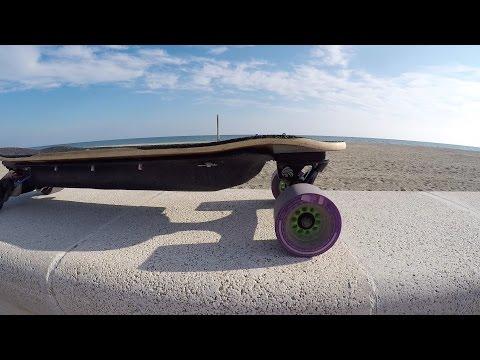 DIY electric longboard build part 3 carbon fibre enclosure