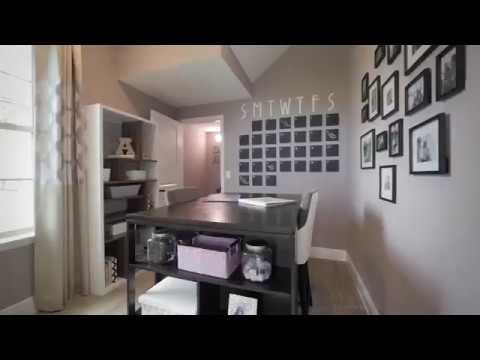 The Barrett Floor Plan | Watermark in Orlando, FL | Meritage Homes