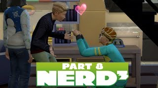 Nerd³ Lives in The Sims 4 - 8 - Love Day