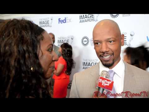 Tory Kittles at 44th NAACP  Awards Nominee Luncheon @ToryKittles4rlz