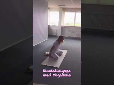 Kundaliniyoga med YogaJona