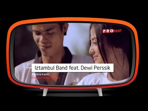Iztambul Band Feat. Dewi Perssik - Kna Kamu (Official Music Video)