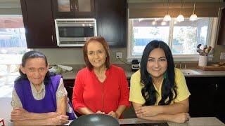 Salsa Casera (How To)/ Comiendo con Abuela's Kitchen