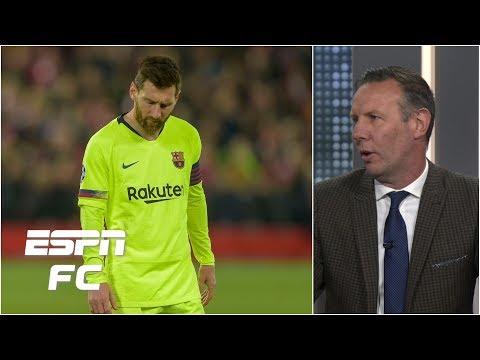 Barcelona choke again: Over-reliance on Messi costs Barca big vs. Liverpool | Champions League